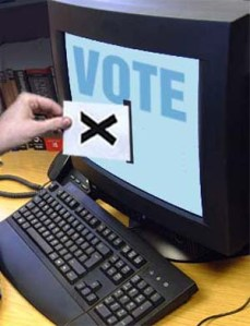 An online voting machine: Are we ready for this?