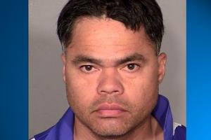 Murder suspect Richard Magdayo Dahan (Las Vegas Metro)