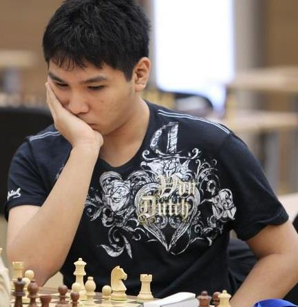 Chess grandmaster Wesley So
