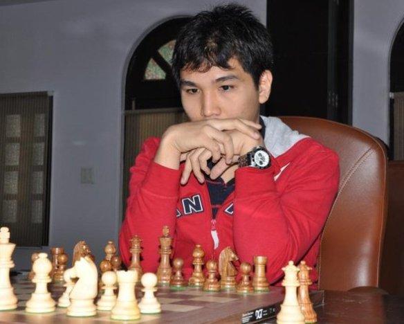 Chess grandmaster Wesley So