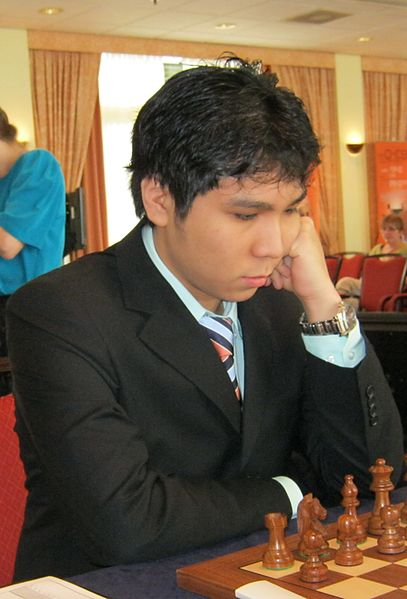 Chess grandmaster Wesley So PHOTO BY WIKIPEDIA