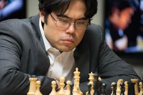 Chess Grandmaster Hikaru Nakamura
