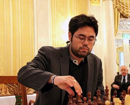 Chess Grandmaster Hikaru Nakamura ZURICH CHALLENGE PHOTO