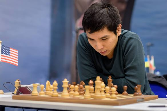 Grandmaster Wesley So TATA STEEL PHOTO