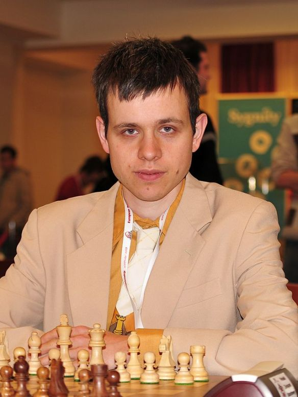 David Navara plays a four-game series with Wesley So.