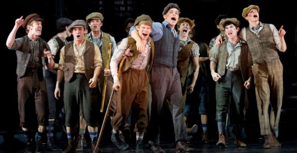 Newsies, a disney musical PHOTO BY NEWSIES